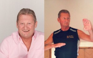 Hilton Vending's Martin Killian has lost more than four stone and kicked his diabetes, since he started training in Tamashii